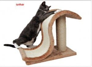 Dégriffage du chat Griffoir-wanimo-300x220