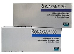 Ronaxan ( doxycycline)