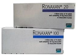 Ronaxan ( doxycycline)