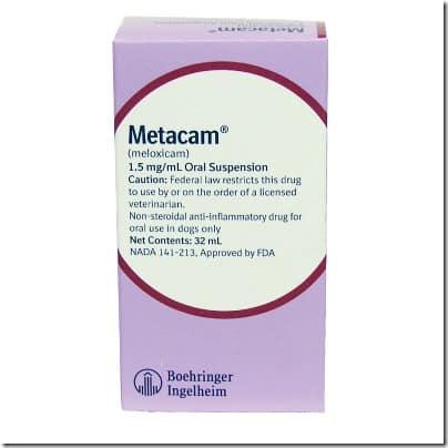 Le meloxicam (AINS) prescrit par mon vétérinaire a tué mon