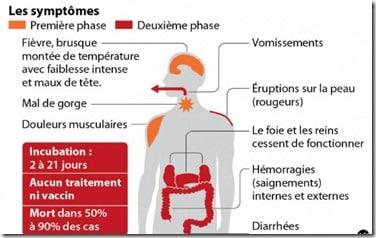 symptômes maladie_ebola